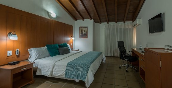 Suite Junior Hotel City House Bolívar Cúcuta